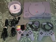 KONSOLA PSX PlayStation1 scph-9002 ponad 700gier