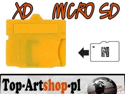 Adapter Kart Microsd Masd 1 Micro Sd Na Xd Olympus 6202522931