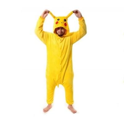e2927d35c4378c Onesie KIGU PIKACHU pokemon piżama rozm. S M L XL - 6713298518 ...