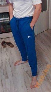Spodnie Dresowe NIKE rozmiar M/L kolor Niebieski