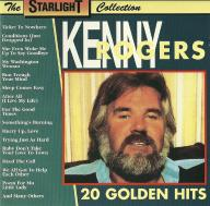 Kenny Rogers - 20 Golden Hits - CD