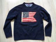 GANT* piękny męski sweter L