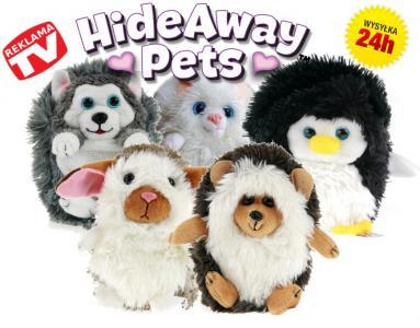 Hide Away Pets Maskotka Zmieniajaca Sie W Kulke Tv 5779520165 Oficjalne Archiwum Allegro