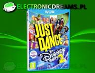 JUST DANCE DISNEY PARTY 2 2016 NINTENDO WIIU W-WA
