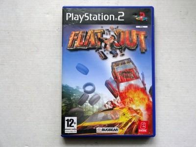 Flatout - PlayStation 2 - PS2