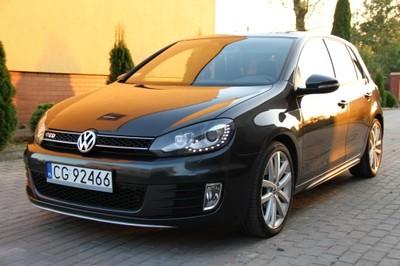 Volkswagen Golf Vw 6 Vi 2 0 Tdi 170 Km Gtd Dsg 7000671488 Oficjalne Archiwum Allegro