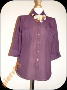 _M&S_Rewelacyjne modne koszula do pracy_R.36_
