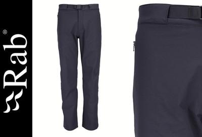 RAB Techniczne spodnie trekkingowe VECTOR XXL