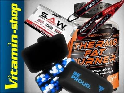 TREC Thermo Fat Burner 120 t. + PILLBOX