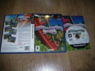 GRA GRY GIER PS2 ROLLERCOASTER WORLD