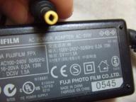 zasilacz ładowarka AC-5VW do FujiFilm 5V 1,5A