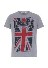 T-Shirt LONSDALE LONDON SOUTHAMPTON szary XL