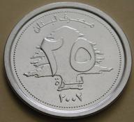 Liban - 25 livres - 2002 - mennicza