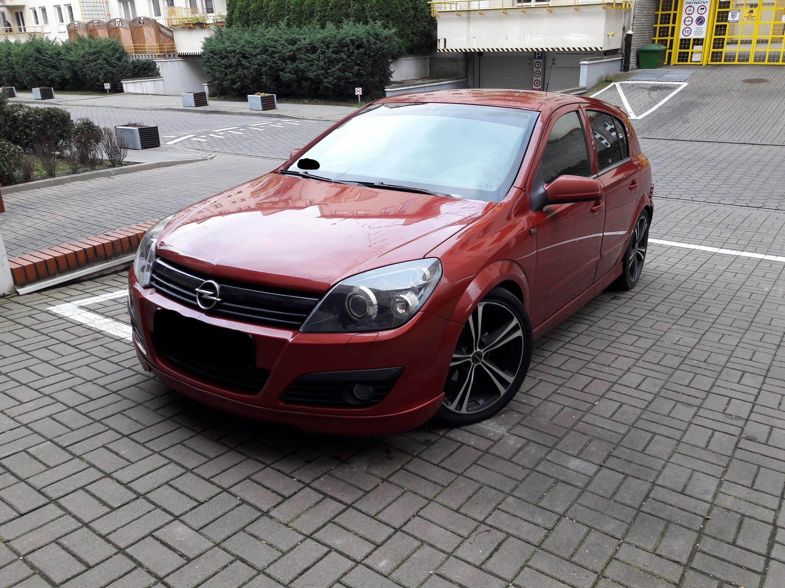 Opel Astra H Opc Line 1 6 Benzyna Lpg Klima Xenon 7043123756 Oficjalne Archiwum Allegro