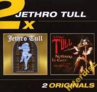 CD JETHRO TULL - Living With The Past/Nothing is..