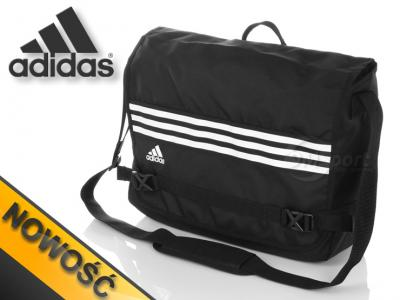 63341ee71d900 Adidas  AB1866 Torba czarna ASM na laptopa Nowość - 5644761171 ...