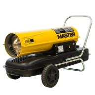 Nagrzewnica olejowa Master B 145 CEL o mocy 44 kW