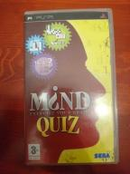 Mind quiz Exercises your brain (PSP)