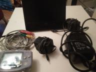Gameboy advance +Tv adapter+LCD screen