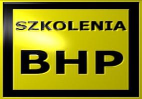 Szkolenie BHP, e-learning, prac.adm-biuro i innych