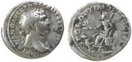 000722 | Trajan (98-117), denar