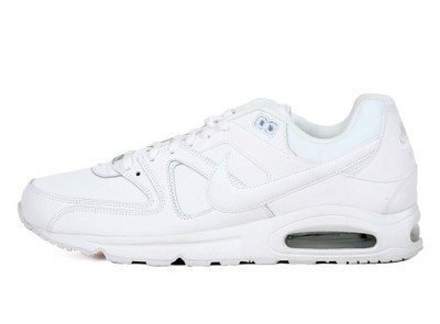 Buty Nike Air Max Command Leather 749760 102 Białe