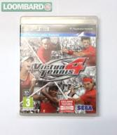 GRA VIRTUA TENNIS 4 PS3