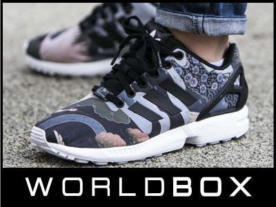 buty sportowe damskie adidas zx flux s75039