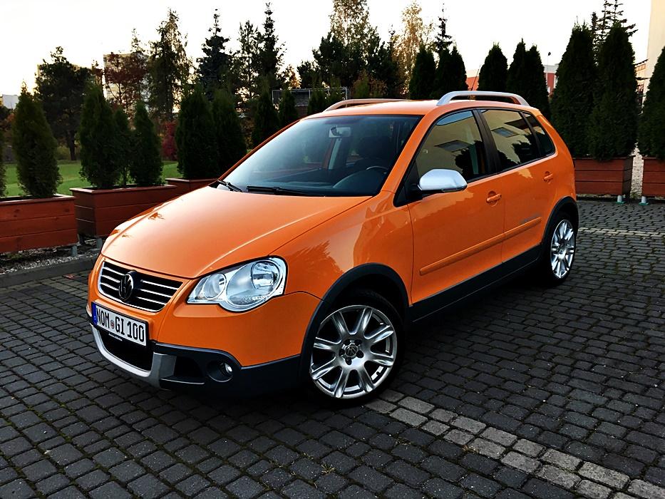 Vw Polo Cross 1 4 16v Klima Serwis Top 7015414656 Oficjalne Archiwum Allegro