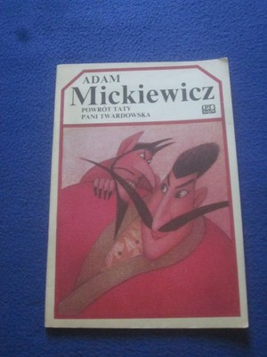 Adam Mickiewicz Powrót Taty Pani Twardowska 1988 R