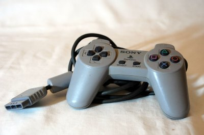 Używany pad do konsoli PSX Sony PLAYSTATION