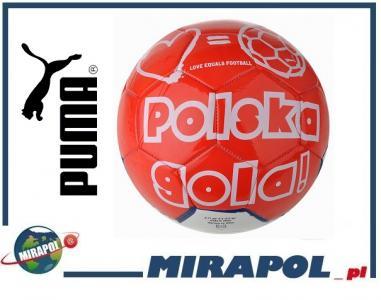 piłka nożna puma polska gola