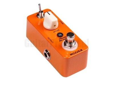 MOOER MPH-1 Ninety Orange Phaser Pedal