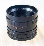 TV lens Fujinon 25/0,85f FUJI made in Japan bokeh!