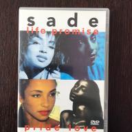 Sade Life promise dvd-video