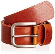 Royal RepubliQ Unisex Nimes Belt, Brown (Cognac),
