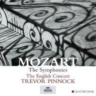 Wolfgang Amadeus Mozart Mozart The Symphonies /Pin