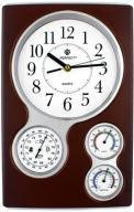 Wielofunkcyjny Zegar Biurowy - Płynący Mechanizm
