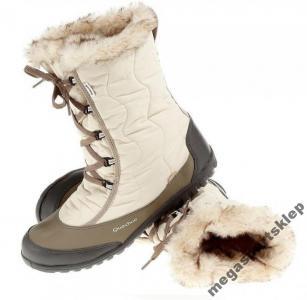Quechua Buty Zimowe Sniegowce Damskie Wyprzedaz 42 5644050022 Oficjalne Archiwum Allegro