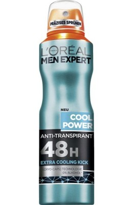 L'OREAL MEN EXPERT COOL POWE DEZODORANT 48H 150ML