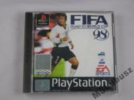 FIFA ROAD TO WORLD CUP 98   PSX/PS2/PS3 SKLEP BDB!