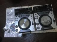 2x Pioneer CDJ-400 NOWE!