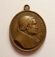 Medal papieski. Pius IX 1846 r. (517)
