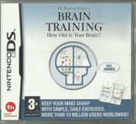 Brain Training How Old Is Your Brain - NINTENDO DS