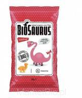 Chrupki Kukurydziane ketchup 50g Biosaurus BIO EKO