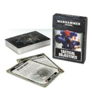 TACTICAL OBJECTIVE CARDS ENG WARHAMMER 40,000