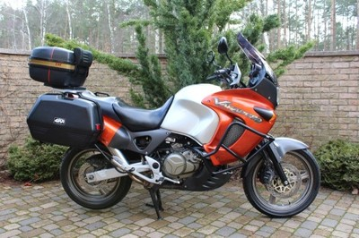 Honda Varadero Xl 1000 Niemcy Ubrana Super Stan 6738470307 Oficjalne Archiwum Allegro
