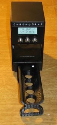 Chronograf Radeckowy Chrono-R2 z podstawką lufy