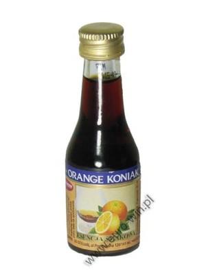 Esencja zaprawka smakowa - orange koniak 20 ml