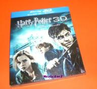 HARRY POTTER I INSYGNIA ŚMIERCI CZ 1 / 3D 3BLURAY